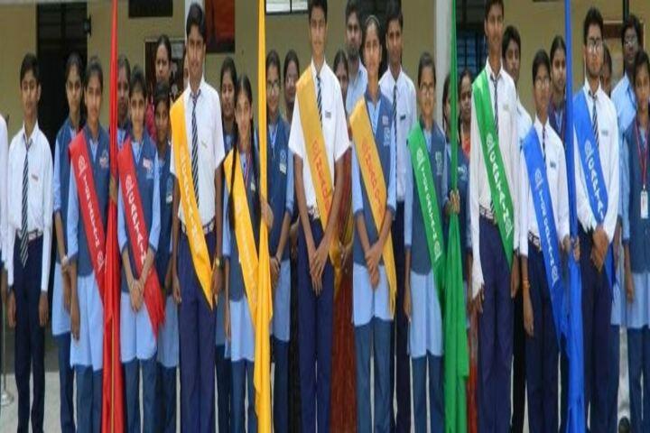 St Marys School-Students
