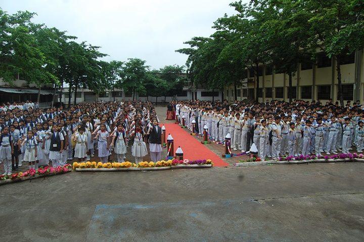 St Patricks School-Assembly