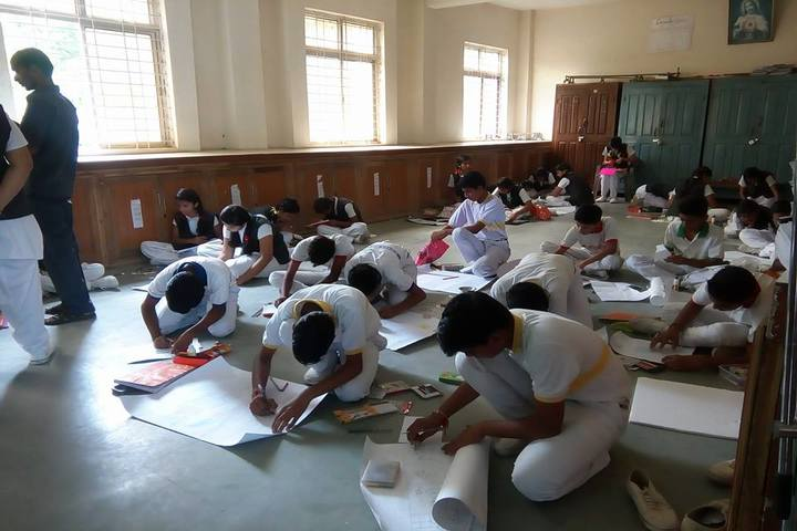 St Patricks School-Drawing Competition