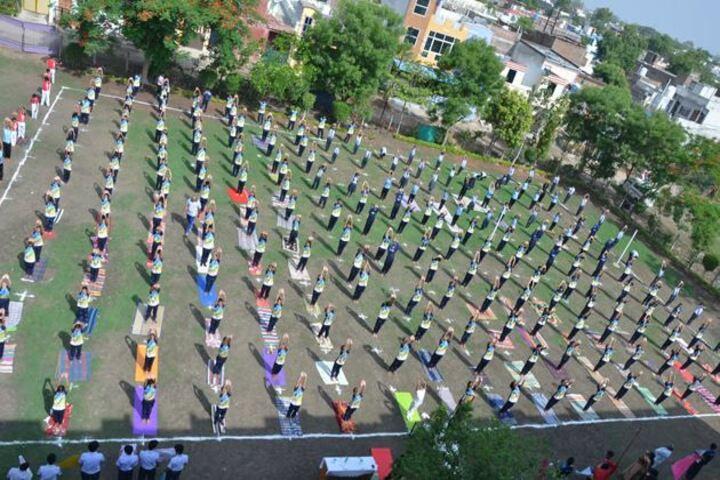 St Thomas School-Yoga
