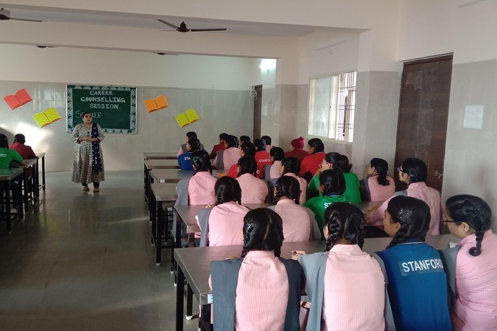 Stanford International School-Counselling Session