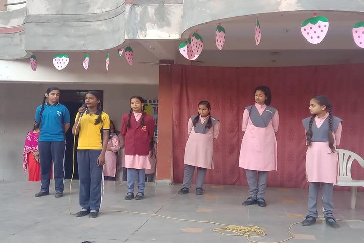 Stanford International School-Singing