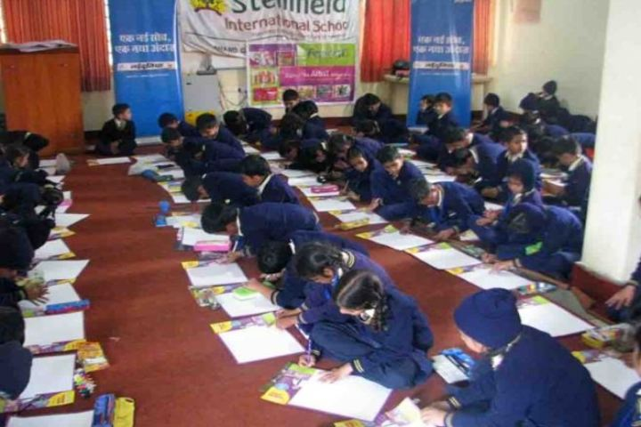 Stemfield International School-Drawing Competition