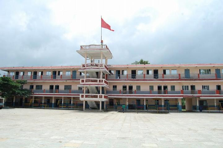 Swami Vivekanand Adarsh Higher Secondary School-Campus View