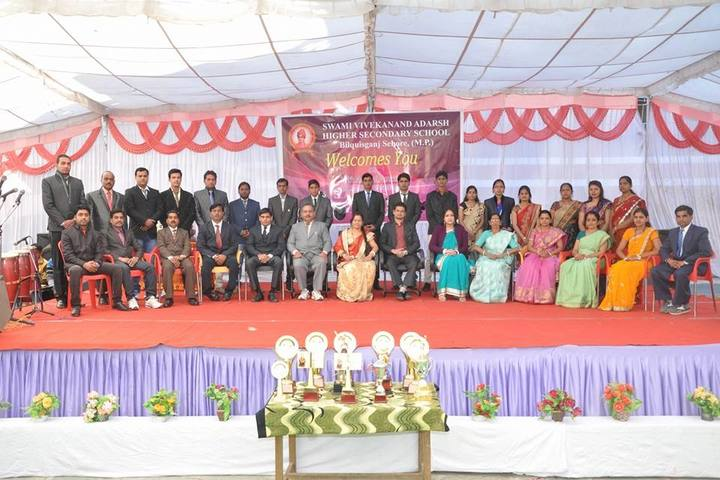 Swami Vivekanand Adarsh Higher Secondary School-Event