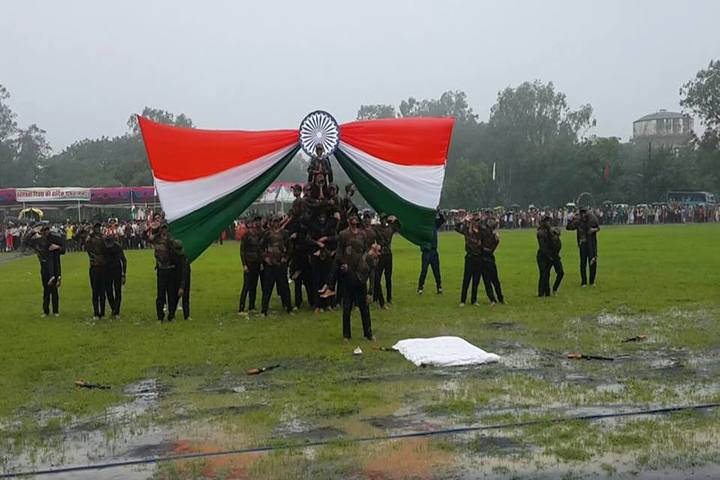 Swami Vivekanand Adarsh Higher Secondary School-Independence Day