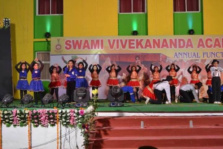 Swami Vivekananda Academy-Annual Function