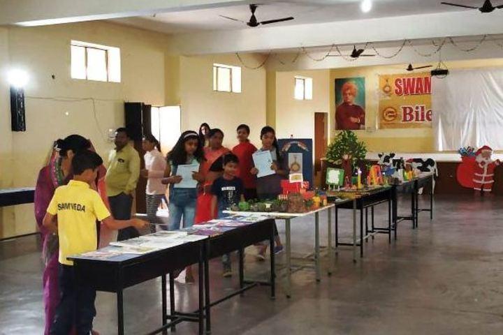Swami Vivekananda Academy-Art Exhibition