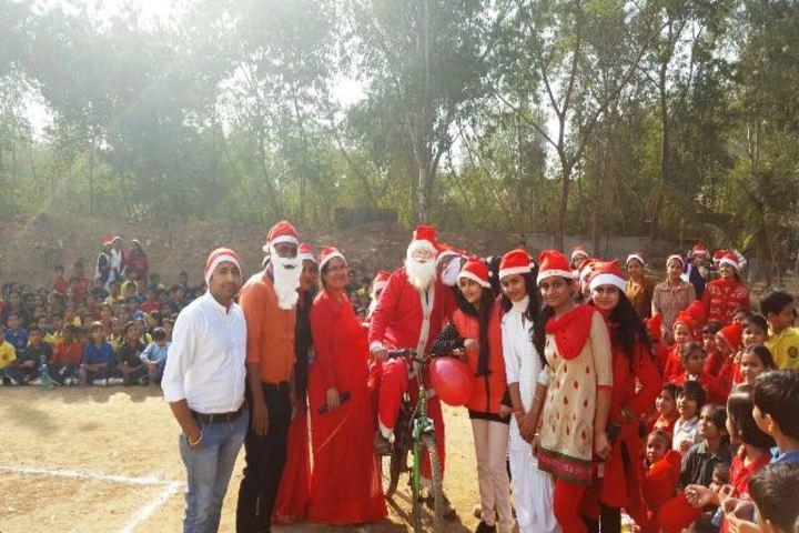 Swami Vivekananda Academy-Christmas Celebrations