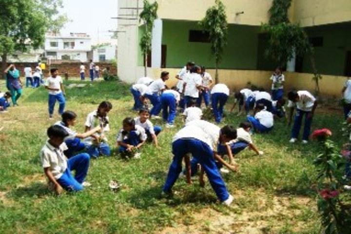 Swami Vivekananda Academy-Cleanliness Drive