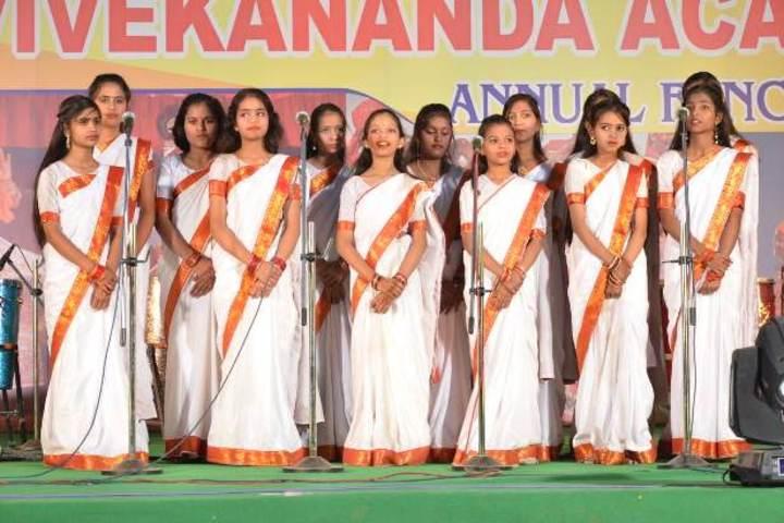 Swami Vivekananda Academy-Group Song