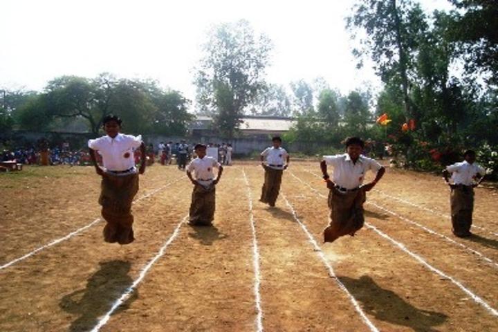 Swami Vivekananda Academy-Sports Day