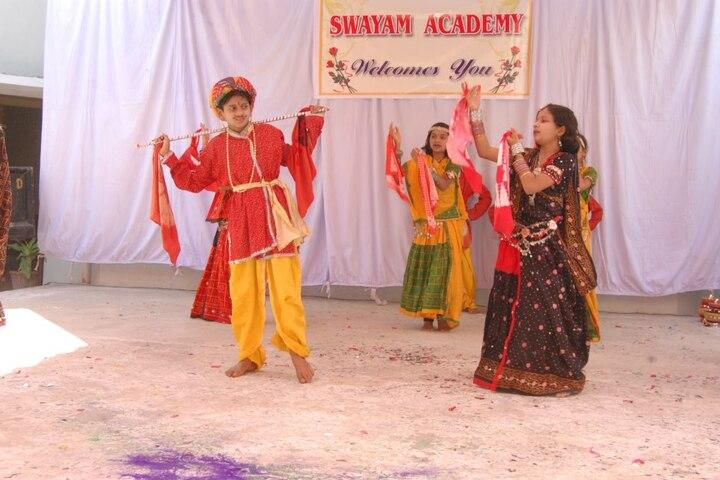 Swayam Academy-Dance