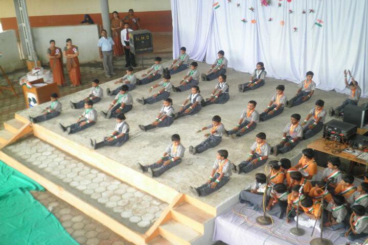 Swayam Academy-Independence Day Celebration