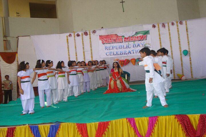 Swayam Academy-Republic Day Celebration