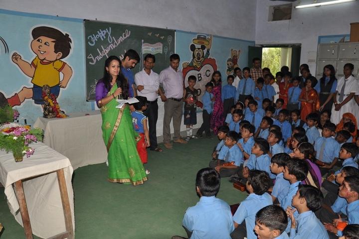 T R Gandhi Public School-Event
