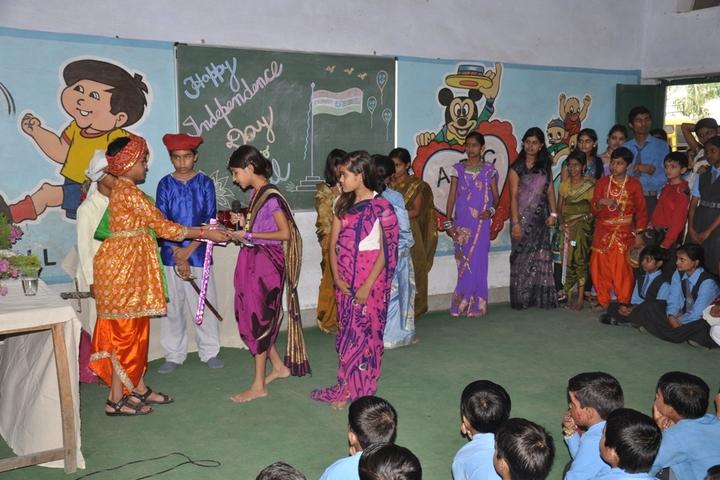 T R Gandhi Public School-Gifts