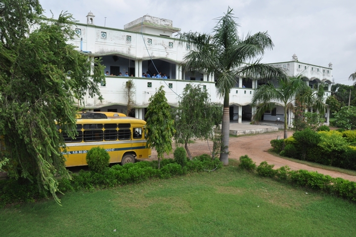 T R Gandhi Public School-Transport