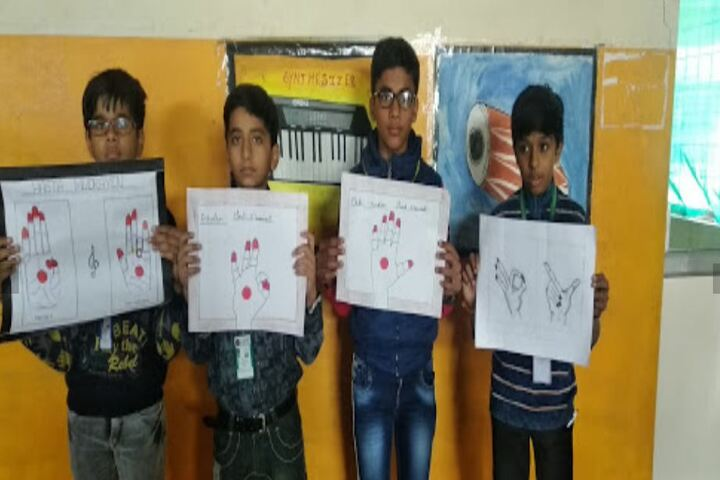 Takshshila Junior College-Activity