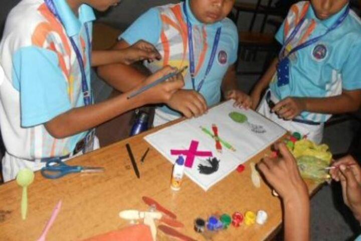 Takshshila Junior College-Arts