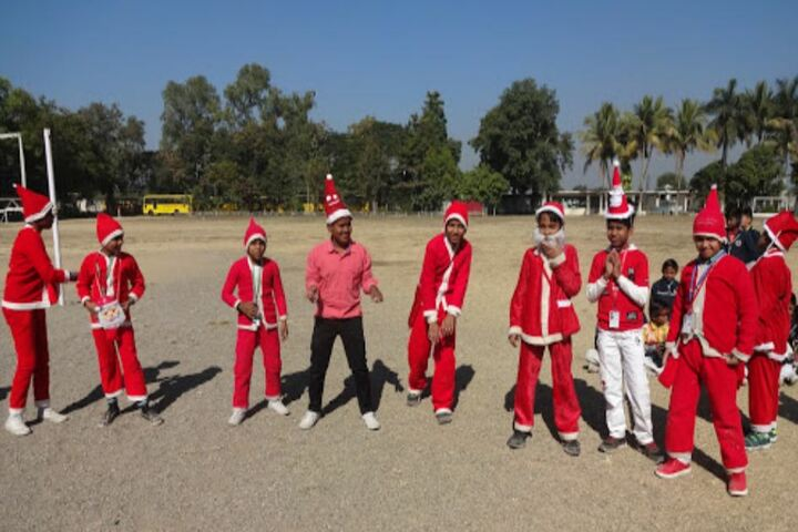 Takshshila Junior College-Christmas