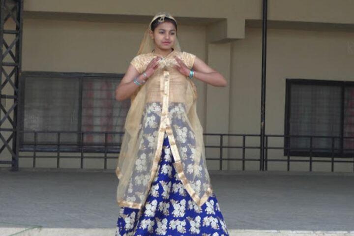 Takshshila Junior College-Dance