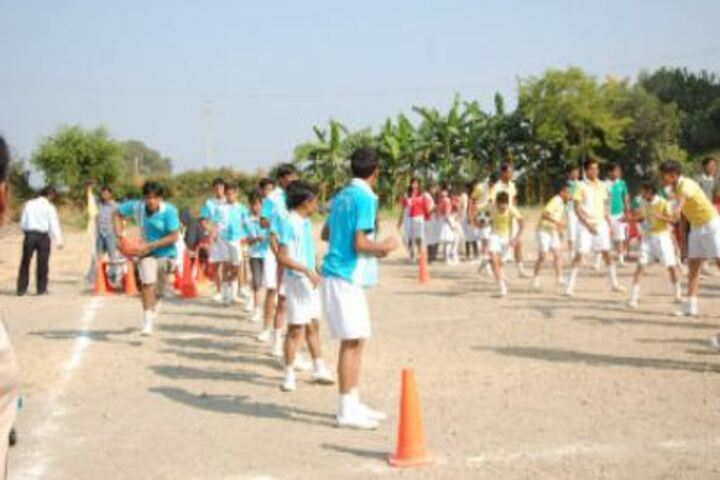 Takshshila Junior College-Games