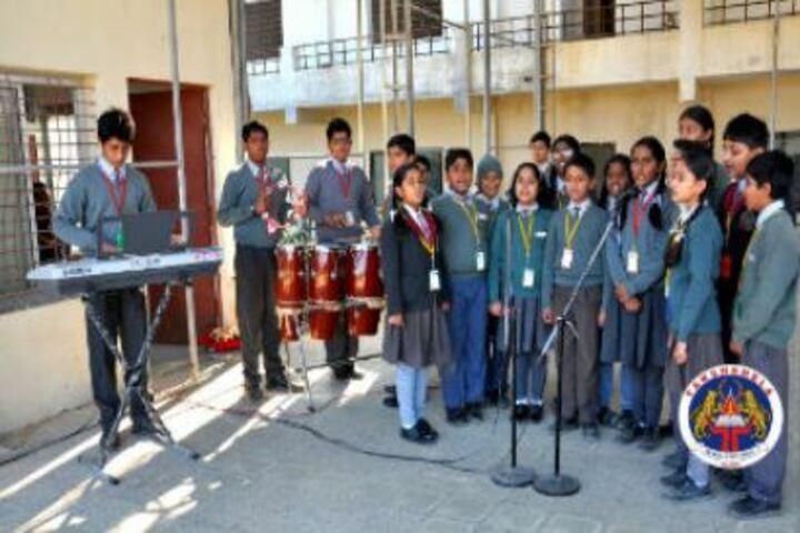 Takshshila Junior College-Music