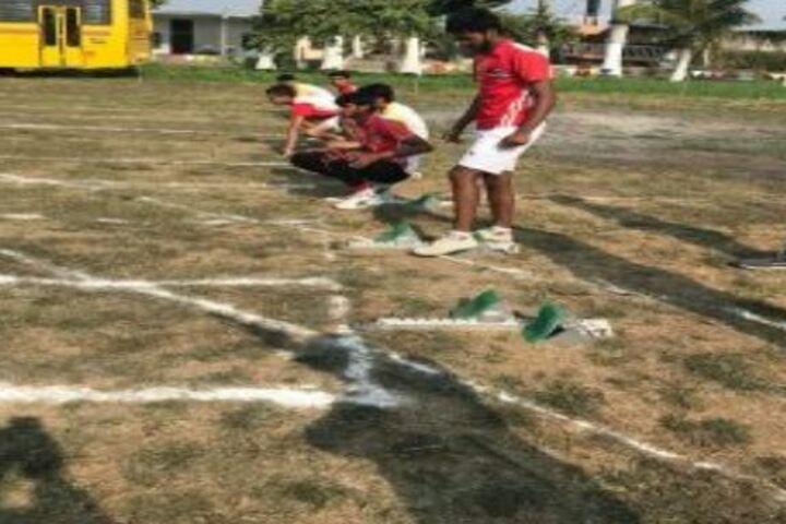 Takshshila Junior College-Outdoor Sports