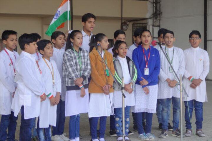 Takshshila Junior College-Singing