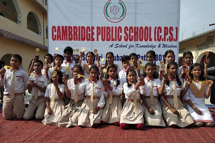 Cambridge Public School-Winner