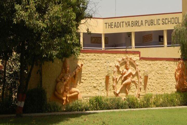 The Aditya Birla Public School-Campus View