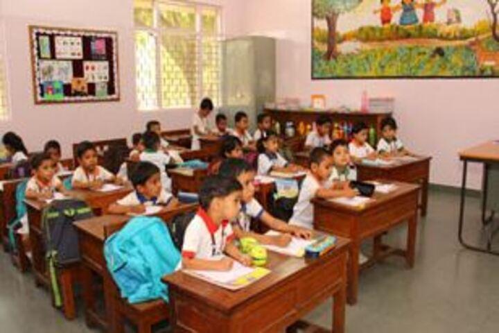 The Aditya Birla Public School-Classroom