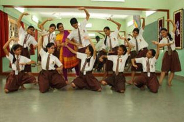 The Aditya Birla Public School-Dance