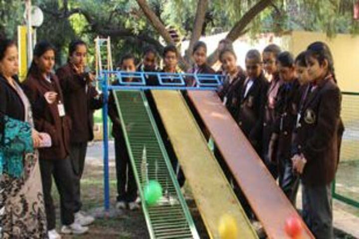 The Aditya Birla Public School-Games