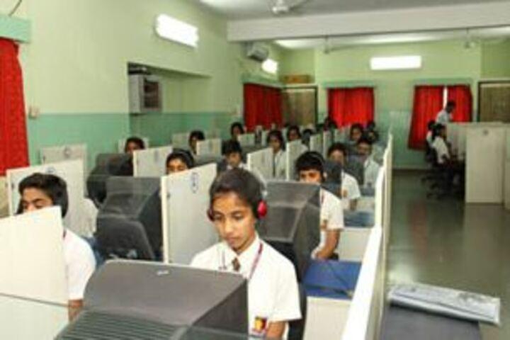 The Aditya Birla Public School-Language Lab