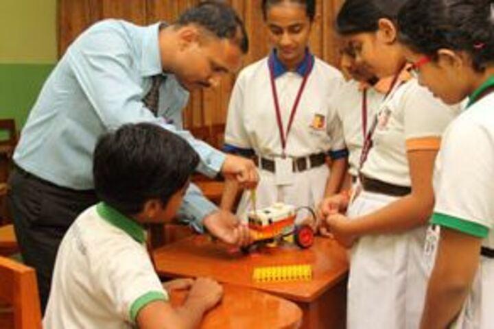 The Aditya Birla Public School-Robotics