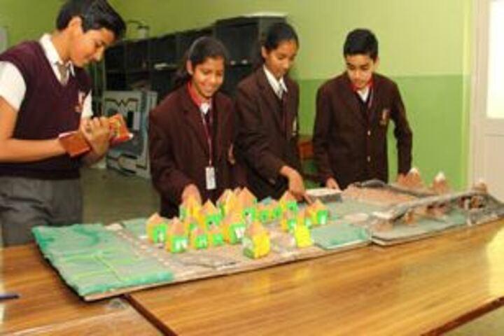 The Aditya Birla Public School-Science Fair