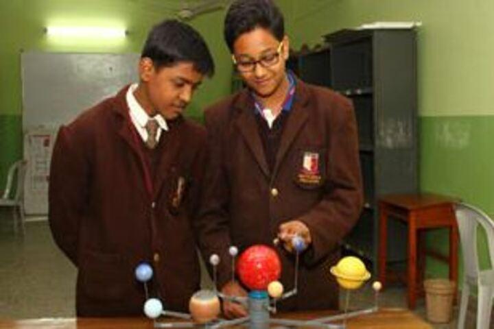 The Aditya Birla Public School-Social Lab