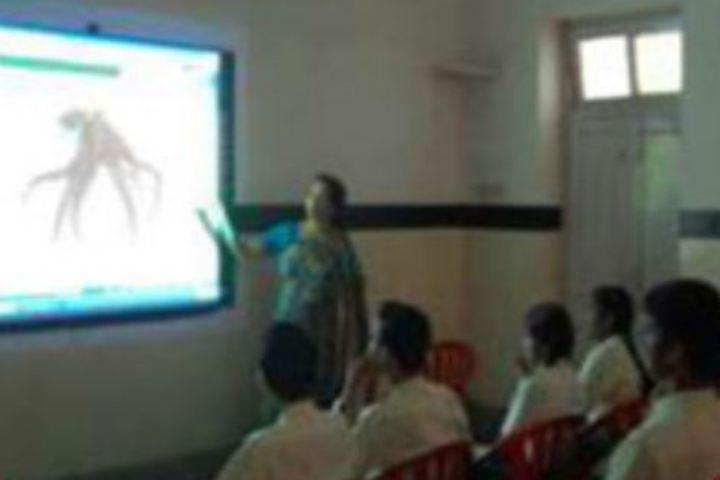 The Aditya Birla Public School-Audio Visual Room