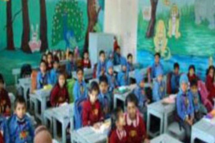 The Aditya Birla Public School-Class Room