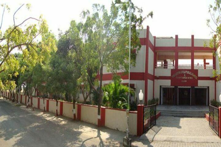 The Aditya Birla Public School-Building