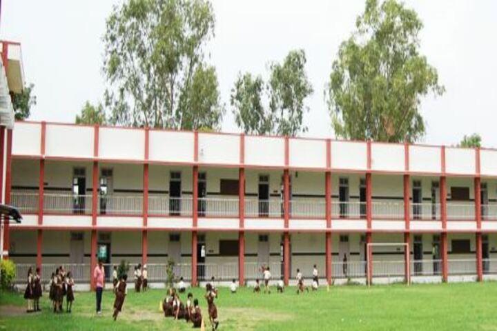 The Aditya Birla Public School-Ground
