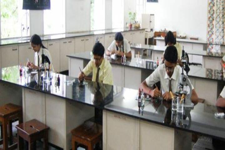 The Aditya Birla Public School-Lab