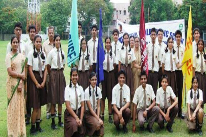 The Aditya Birla Public School-Students