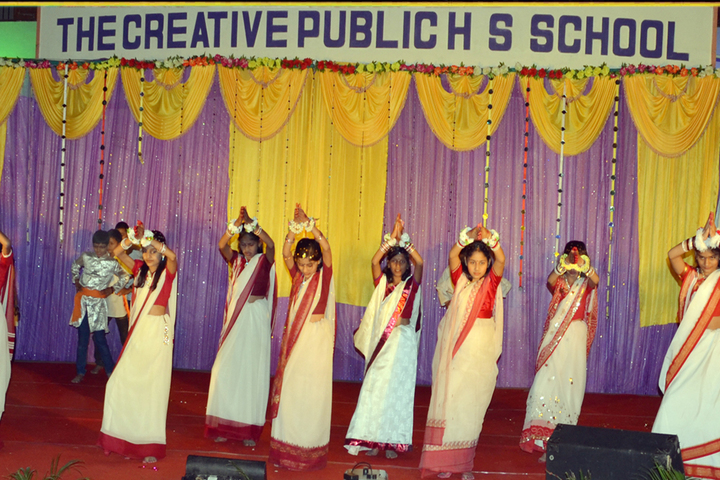 The Creative Public Higher Secondary School-Annual Day