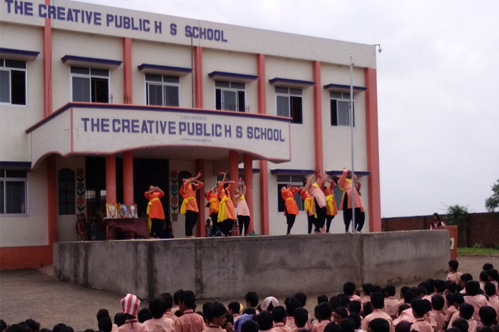 The Creative Public Higher Secondary School-Event
