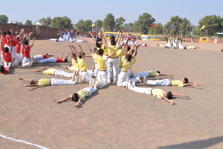 The Creative Public Higher Secondary School-Republic Day