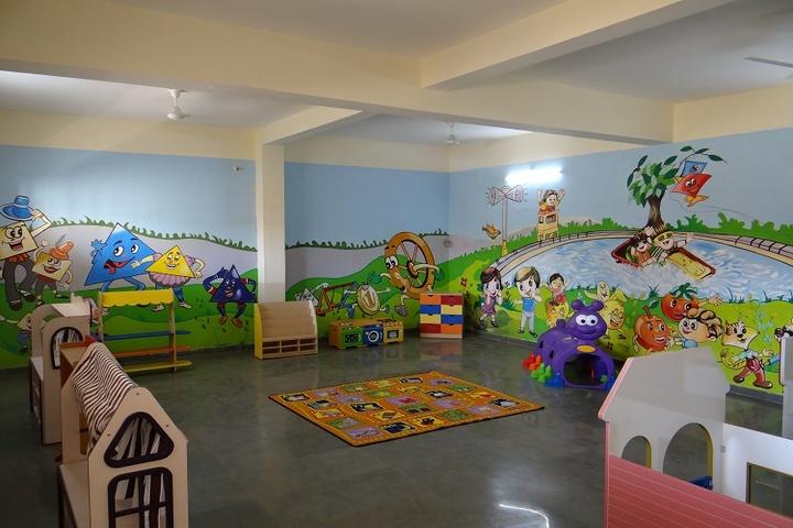 The Manvendra Global School-Activity Room