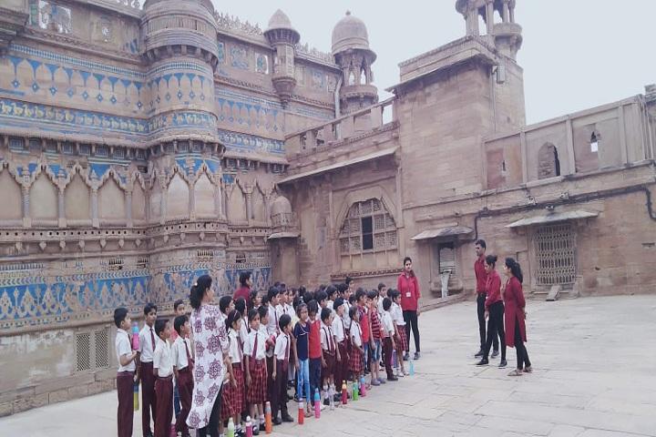The Manvendra Global School-Tour